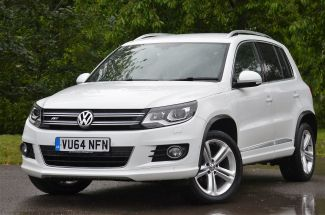 Used VOLKSWAGEN TIGUAN in Wiltshire for sale