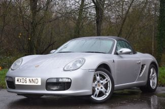 Used PORSCHE BOXSTER in Wiltshire for sale
