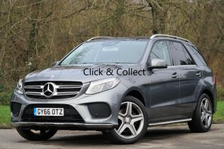 Used MERCEDES GLE-CLASS in Wiltshire for sale