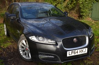 Used JAGUAR XF in Wiltshire for sale