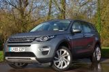 LAND ROVER DISCOVERY SPORT TD4 HSE LUXURY - 1096 - 1