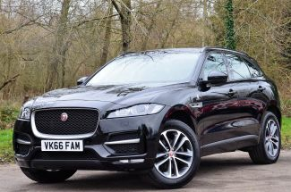 Used JAGUAR F-PACE in Wiltshire for sale