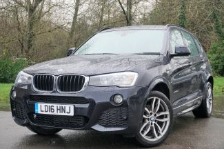 Used BMW X3 in Wiltshire for sale