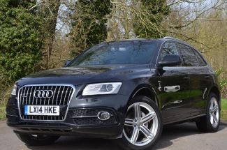 Used AUDI Q5 in Wiltshire for sale