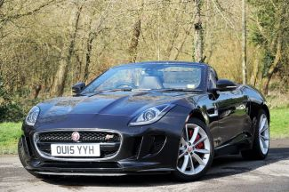 Used JAGUAR F-TYPE in Wiltshire for sale