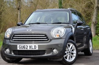 Used MINI COUNTRYMAN in Wiltshire for sale