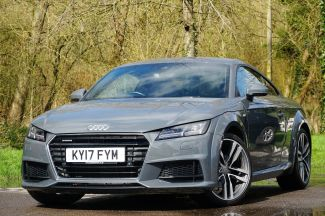 Used AUDI TT in Wiltshire for sale