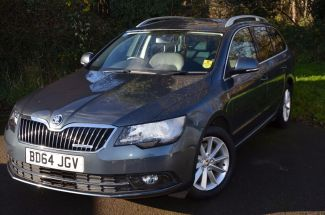 Used SKODA SUPERB in Wiltshire for sale