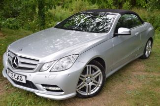 Used MERCEDES E-CLASS in Wiltshire for sale
