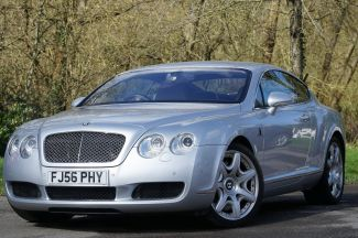 Used BENTLEY CONTINENTAL in Wiltshire for sale