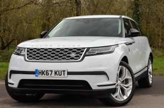 Used LAND ROVER RANGE ROVER VELAR in Wiltshire for sale