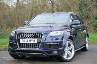 Used AUDI Q7 in Wiltshire for sale