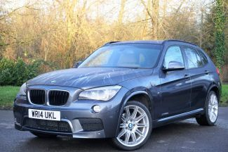 Used BMW X1 in Wiltshire for sale
