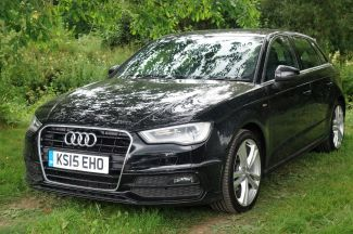 Used AUDI A3 in Wiltshire for sale