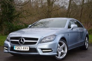 Used MERCEDES CLS 250 CDI in Wiltshire for sale