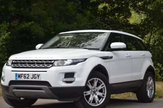 Used LAND ROVER RANGE ROVER EVOQUE in Wiltshire for sale