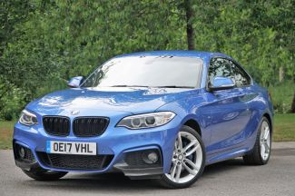 Used BMW 2 SERIES in Wiltshire for sale