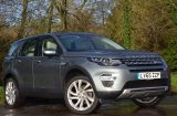 LAND ROVER DISCOVERY SPORT TD4 HSE LUXURY - 1096 - 2