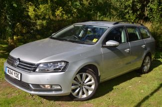 Used VOLKSWAGEN PASSAT in Wiltshire for sale