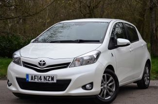 Used TOYOTA YARIS in Wiltshire for sale