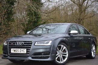 Used AUDI A8 in Wiltshire for sale