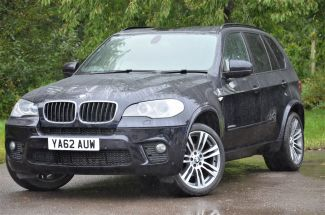 Used BMW X5 in Wiltshire for sale