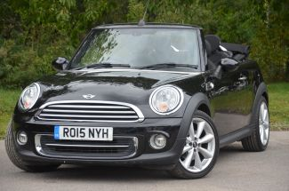 Used MINI CONVERTIBLE in Wiltshire for sale