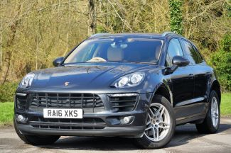 Used PORSCHE MACAN in Wiltshire for sale