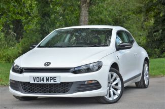 Used VOLKSWAGEN SCIROCCO in Wiltshire for sale