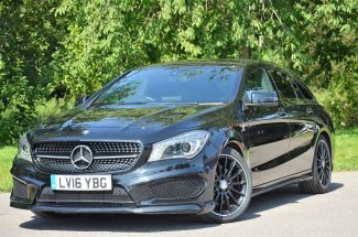Used MERCEDES CLA in Wiltshire for sale