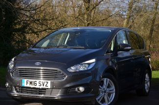 Used FORD S-MAX in Wiltshire for sale
