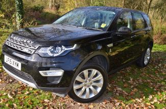 Used LAND ROVER DISCOVERY SPORT in Wiltshire for sale