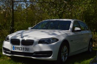 Used BMW 5 SERIES in Wiltshire for sale