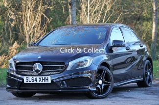 Used MERCEDES A-CLASS in Wiltshire for sale