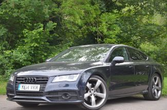 Used AUDI A7 in Wiltshire for sale