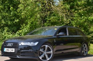 Used AUDI A6 in Wiltshire for sale