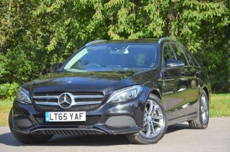 Used MERCEDES C-CLASS in Wiltshire for sale