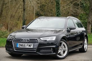 Used AUDI A4 in Wiltshire for sale