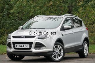 Used FORD KUGA in Wiltshire for sale