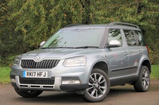 Used SKODA YETI in Wiltshire for sale