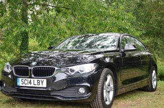 Used BMW 4 SERIES in Wiltshire for sale