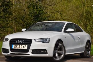 Used AUDI A5 in Wiltshire for sale