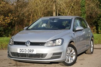 Used VOLKSWAGEN GOLF in Wiltshire for sale