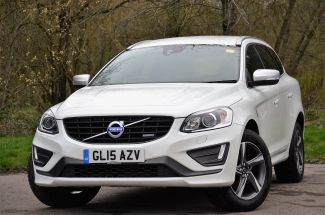Used VOLVO XC60 in Wiltshire for sale