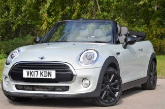 Used MINI COOPER 1.5D CONVERTIBLE in Wiltshire for sale