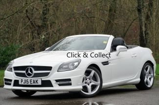 Used MERCEDES SLK in Wiltshire for sale