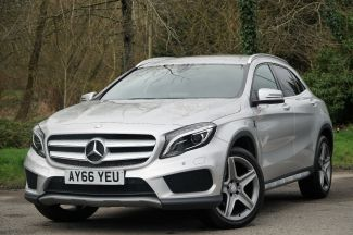 Used MERCEDES GLA-CLASS in Wiltshire for sale