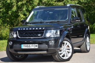 Used LAND ROVER DISCOVERY in Wiltshire for sale