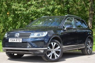 Used VOLKSWAGEN TOUAREG in Wiltshire for sale