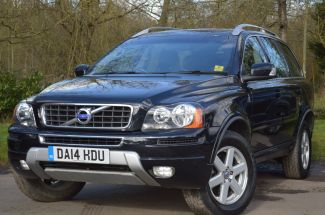 Used VOLVO XC90 in Wiltshire for sale